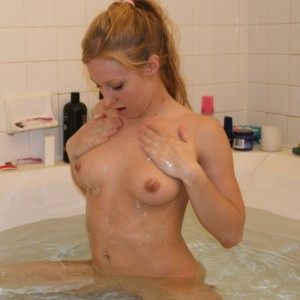 Suds in the tub
